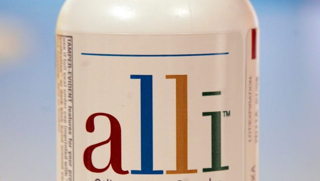 GlaxoSmithKline is recalling Alli after reports of product tampering.