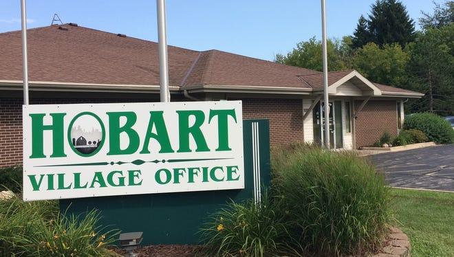 The Hobart Village office.