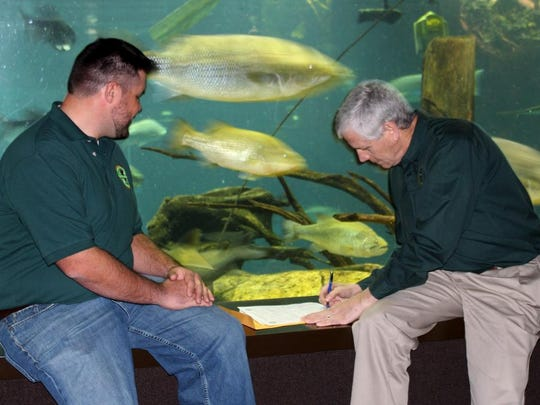 Tennessee Wildlife Resources Agency chief of fisheries