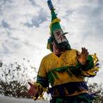 Mamou's traditional courir de Mardi Gras