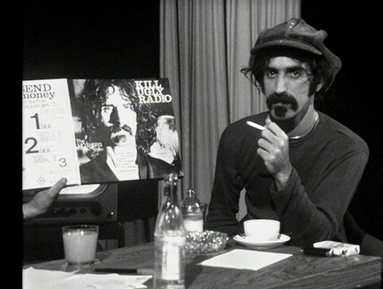 The Frank Zappa documentary sold quickly at Sundance.