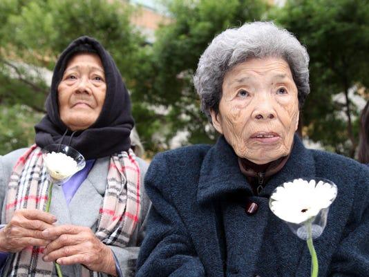 Taiwan demands talks with Japan over comfort women