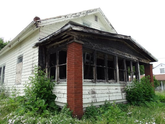 To be slated for demolition
