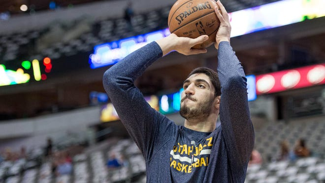 Oklahoma City decided to match offer for Enes Kanter.