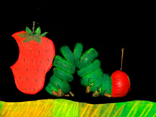 Trend Very Hungry Caterpillar Coloring Pages Free Download Page New