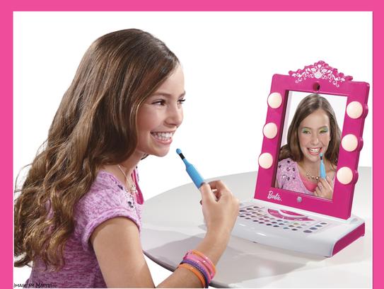 barbie makeover mirror