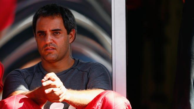 Juan Pablo Montoya returns to open-wheel racing after leaving it for NASCAR in 2007.