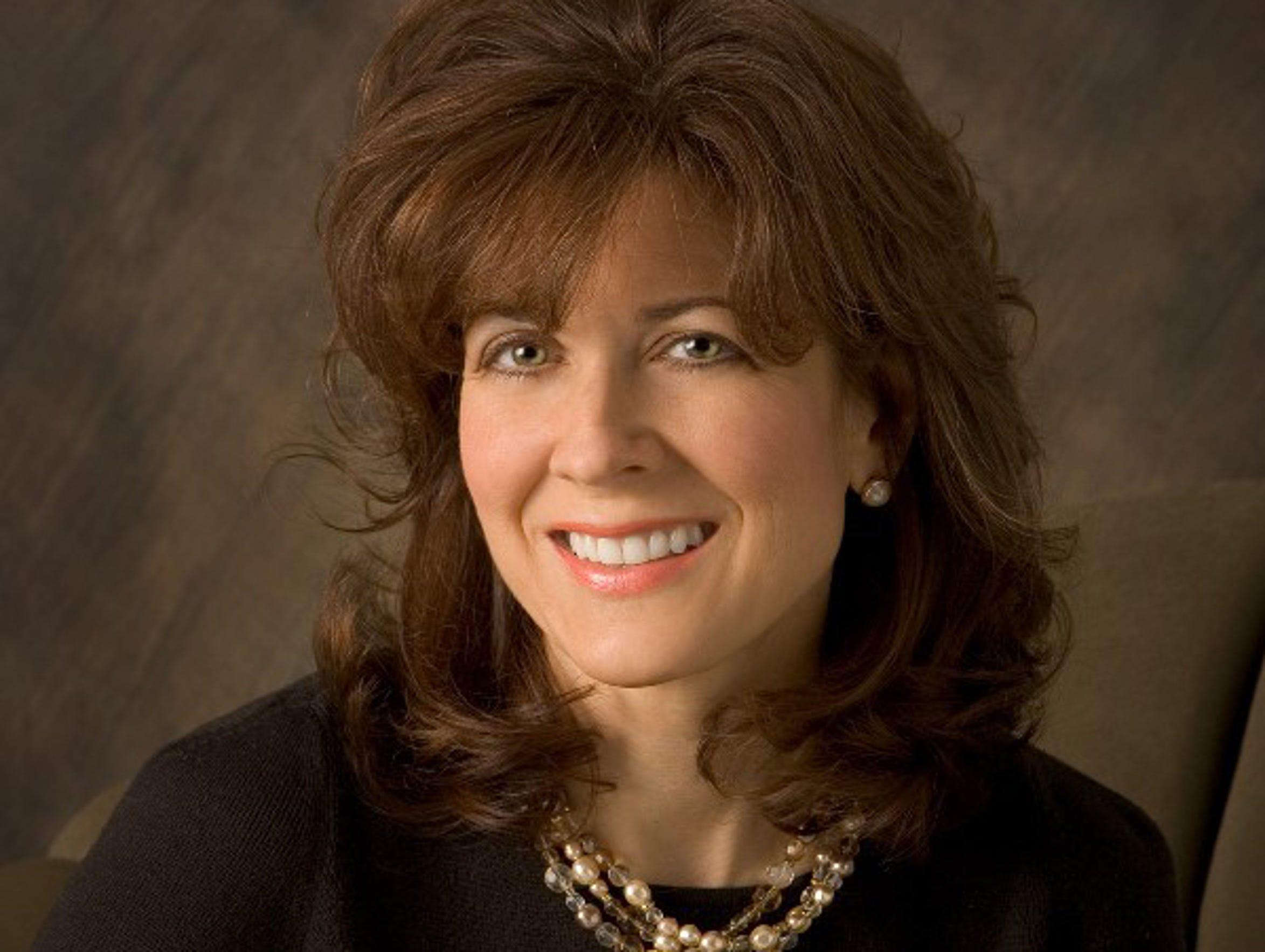 Melissa Krull, former superintendent of Eden Prairie
