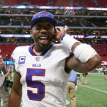 If the season ended today, the Buffalo Bills would be in the playoffs