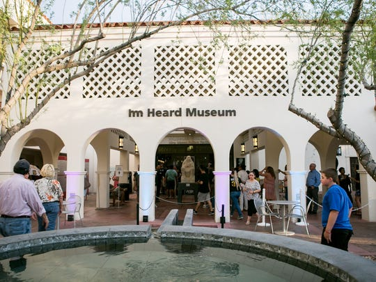 The Heard Museum, which features Native American culture and art, includes 12 exhibition galleries, free guided tours, outdoor sculpture gardens, a café, a contemporary art gallery and trading-post style shop.