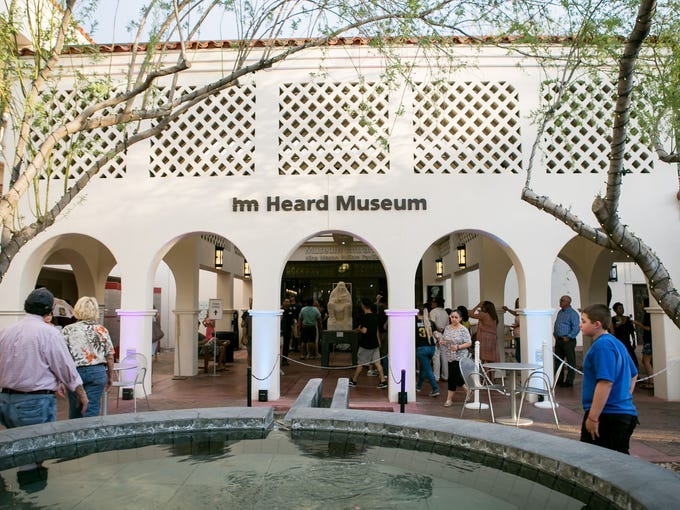 The Heard Museum, which features Native American culture