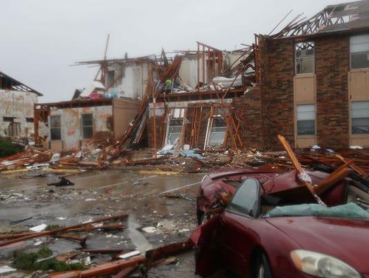 Rockport Texas, Harvey