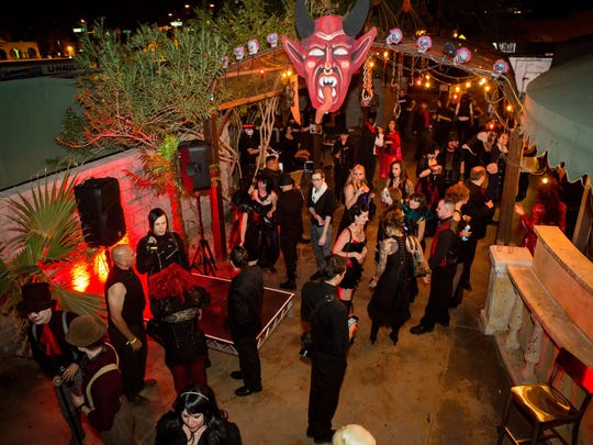 Get your goth on this Valentine's Day at The Vampire Ball on Feb. 9.