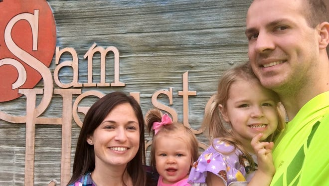 """Travel and tourism reporter Leigh Guidry and her family are hitting the road and visiting all 21 Louisiana state parks. Follow their journey and """"state park selfies"""" on Instagram at @thedailyadvertiser."""