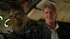 """We love the new """"Star Wars"""" soundtrack."""