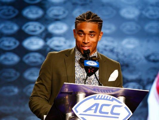NCAA Football: ACC Football Kickoff
