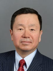 Mun Choi, president of the University of Missouri system
