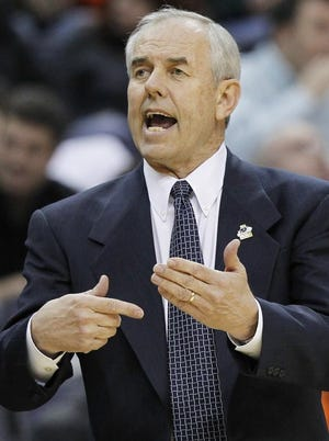 Former UNC Asheville head coach Eddie Biedenbach left UNCA to become assistant coach at UNC Wilmington.