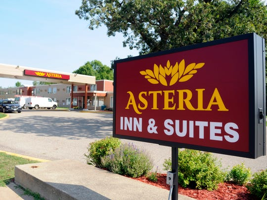 Asteria Inn & Suites in Waite Park opened in 2016.