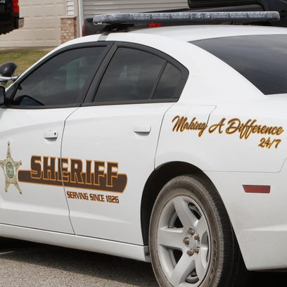 Sheriff's deputies are investigating a robbery reported