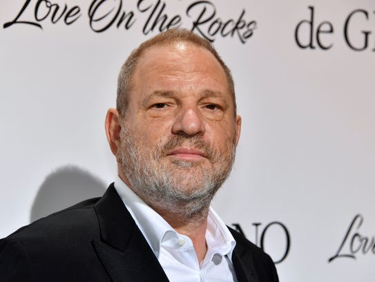 The accusations made by 10 women against Harvey Weinstein
