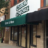 Gyros & More is now closed in downtown Neenah.