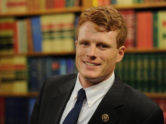 Rep. Joe Kennedy III, D-Mass.