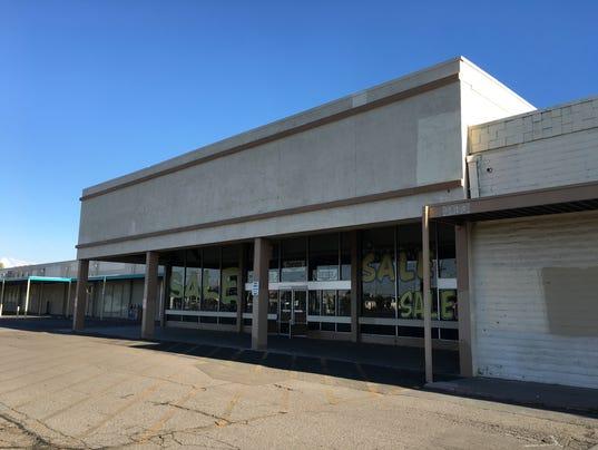 Abandoned store Plumb Lane.JPG