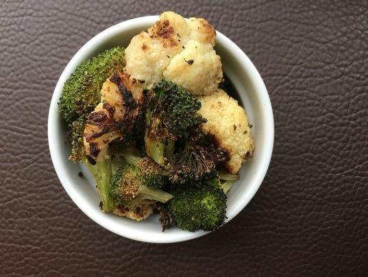 Perfect roasted veggies