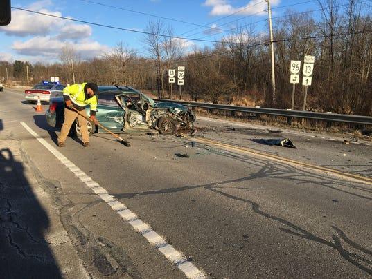 Ohio 13 crash