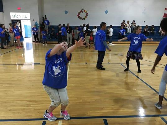 Dance unites students