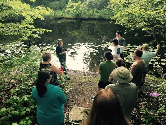 South Brunswick: Rutgers Environmental Stewards Program: Helping citizens make a difference in New Jersey PHOTO CAPTION