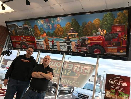 Menomonee Falls Firehouse Subs