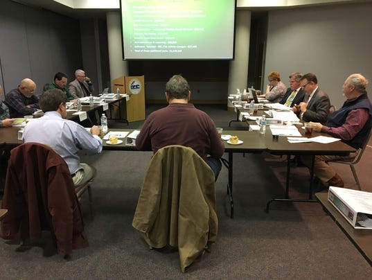 Augusta County Budget work session