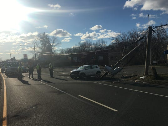 Route 46 Crash