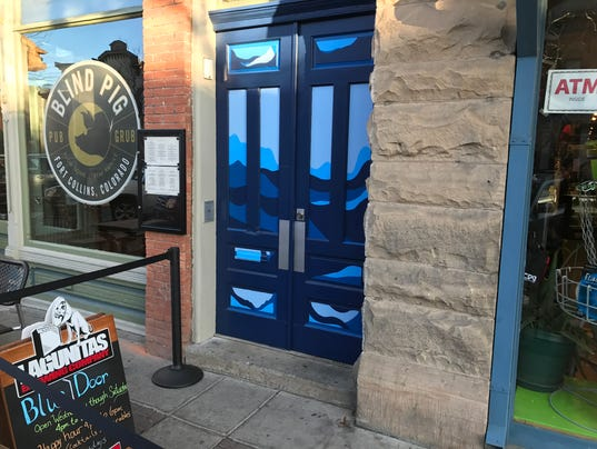 Blind Pig Owners Launch Blue Door Cocktail Bar