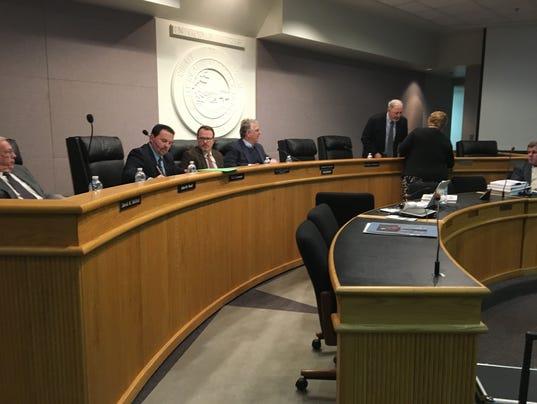 Augusta County School Board meeting