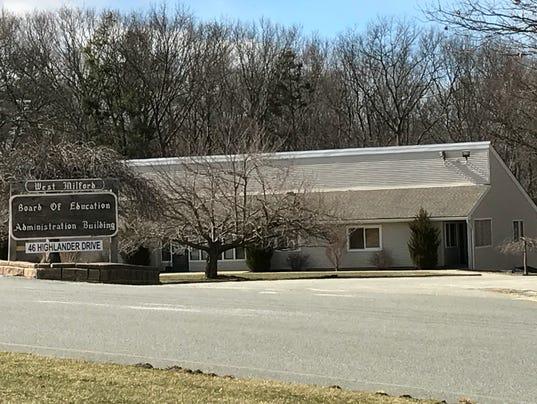 West Milford school board central office