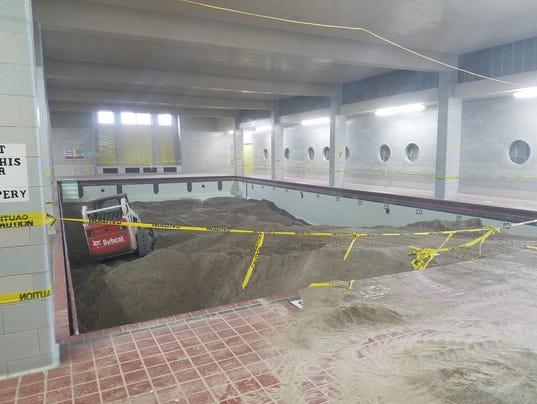 South Park MS pool