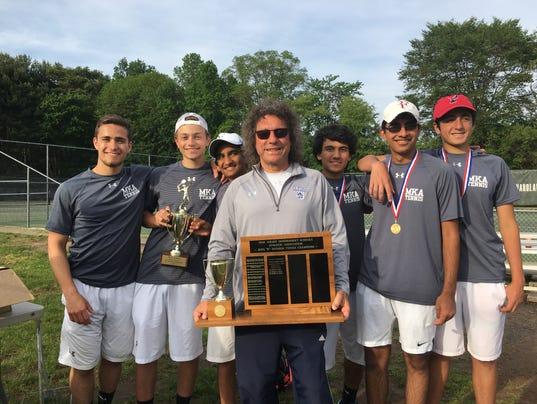 MKA boys tennis