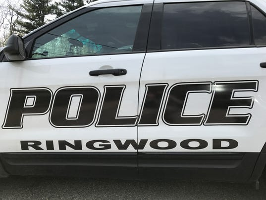 Ringwood police cop car