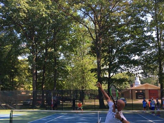 Francis J. Robinson Tennis
