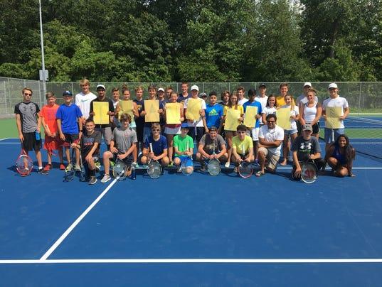 Port Huron Northern Tennis