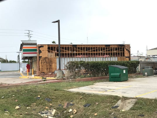 Gas stations hit by Irma