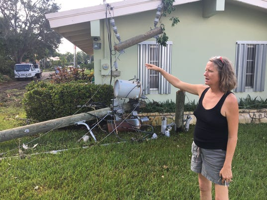 Hurricane Irma - Cathy Chestnut