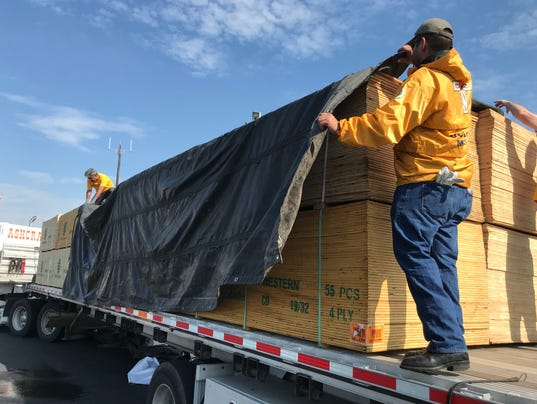 Aransas County gets donated supplies