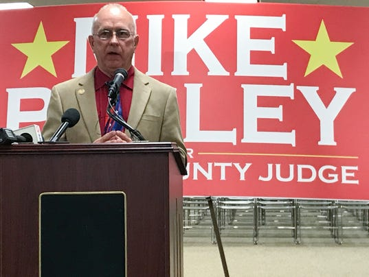 Pusley to seek Nueces County judge seat