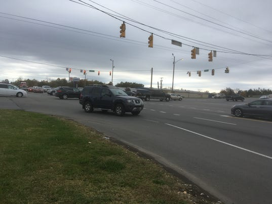 Proposed bypass over Broad