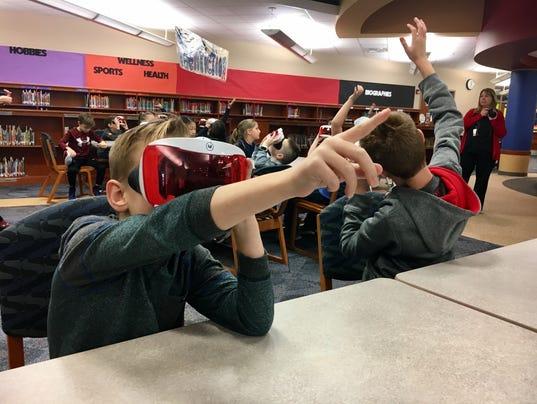 Noblesville virtual reality