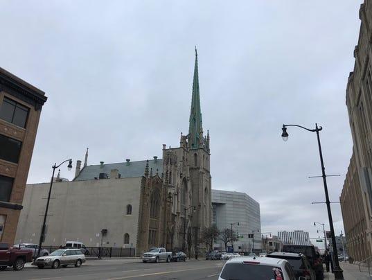 Fort Street Presbyterian Church of Detroit